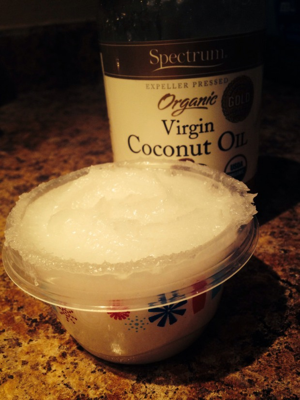 Coconut Sugar Scrub | Gainfully Something